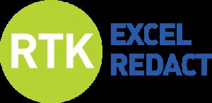 RTK Excel Redact