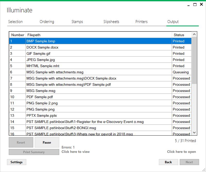DocumentFolio Illuminate
