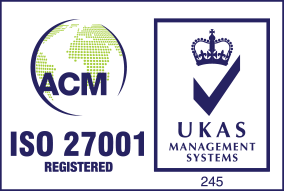 Credential logo - ISO 27001 certification